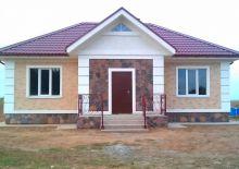 Жилой дом по проекту «Екатерина 95»