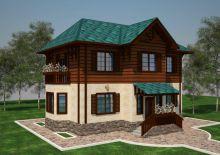 Жилой дом по проекту «Италмас»